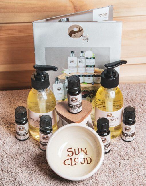 Aromatherapy Starter Set