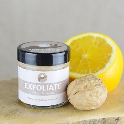exfoliate scrub